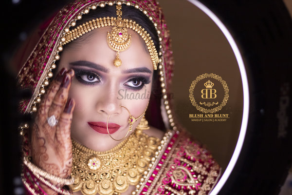 Best bridal makeup artist near me