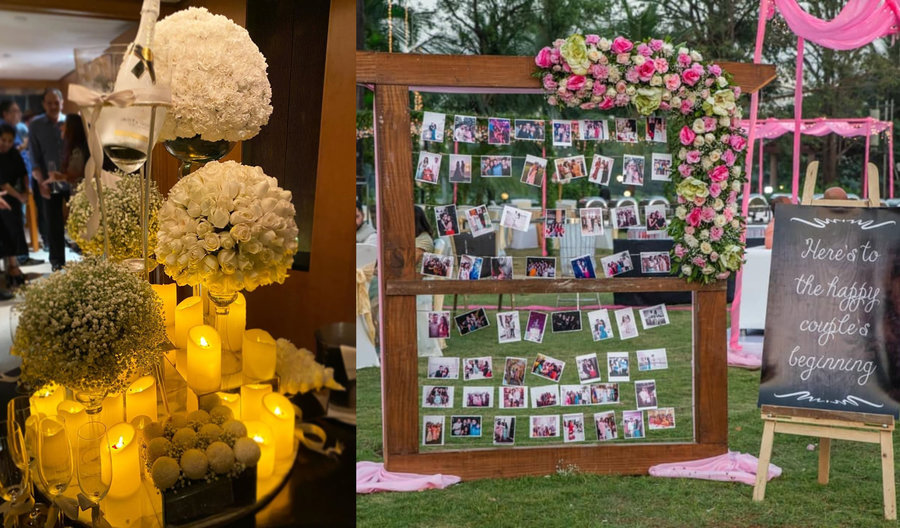 Home Decor Ideas By Dreamzkrraft Weddings For Your Small Wedding Shaadisaga Bedroom decorating ideas for newly weds here are some tips to decorate your bedroom and make your wedding night a night to remember! home decor ideas by dreamzkrraft