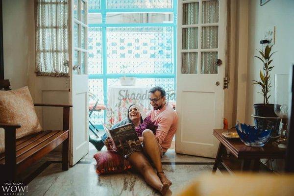 25 Indoor Pre Wedding Photoshoot Ideas In The Times Of Corona Shaadisaga