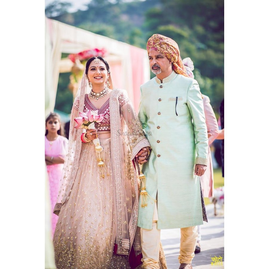 30 Outfit Ideas For The Father Of The Bride Groom That Ll Make Them Look Dapper Shaadisaga