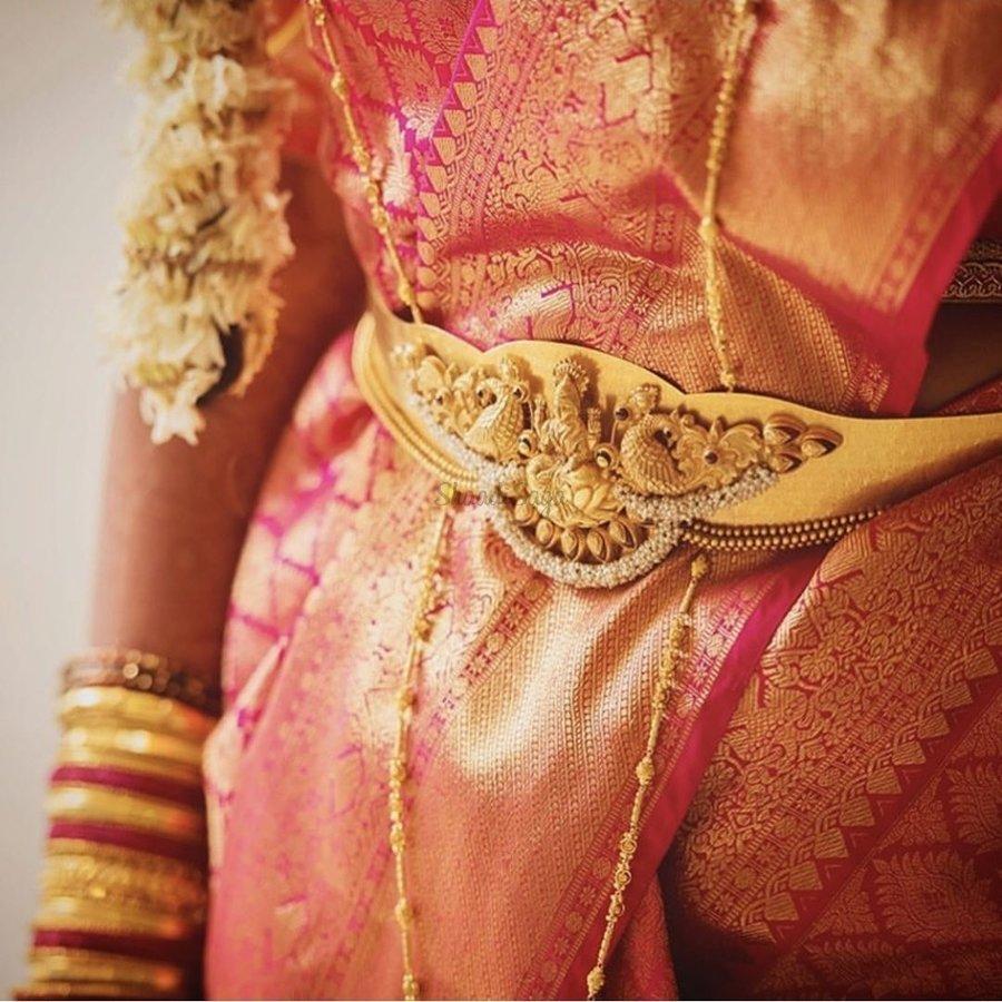 Temple Jewelry Waist Belts