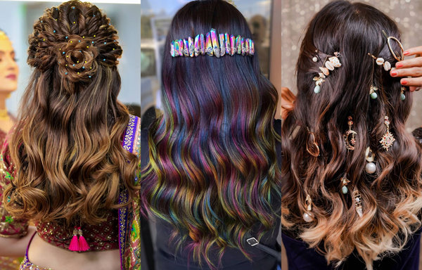 Check Out These Latest Hair Color Trends For Brides To Rock At A Winter Wedding Shaadisaga