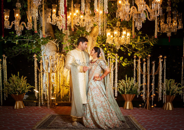 A Fabulous Delhi Wedding Packed With Lots Of Love & Baked Goodies!