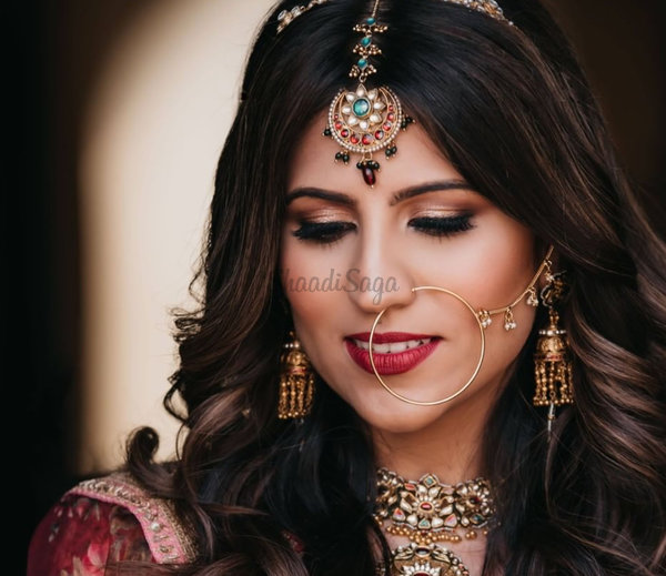 Best Makeup Ideas For Karva Chauth