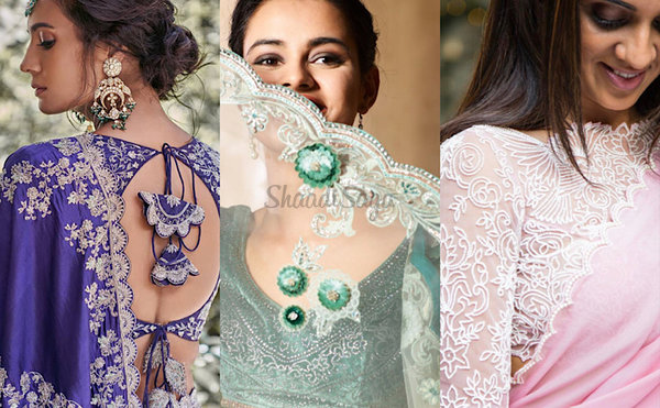 Scalloped Sarees We Are Totally Crushing Over This Wedding Season