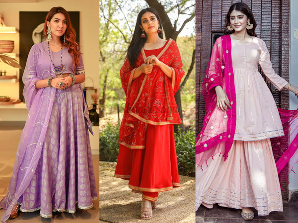 Best Ethnic Outfits For Brides Under 5K For A Fab Diwali Celebration!