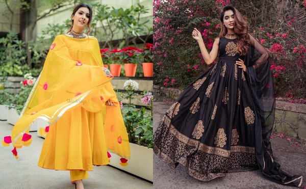 The Best Minimal Anarkali Outfits You Can Wear Under 10K!