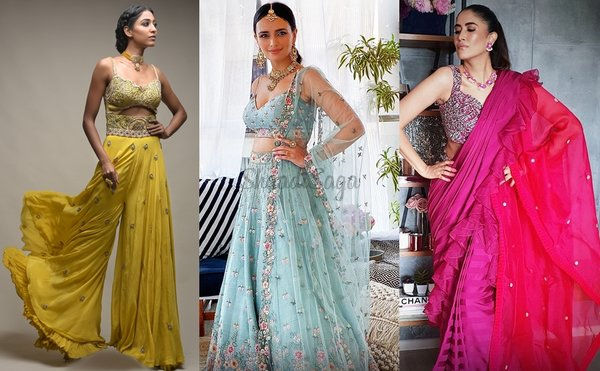 Here Is How You Can Reuse Your Bridal Outfits For The Upcoming Wedding Season!