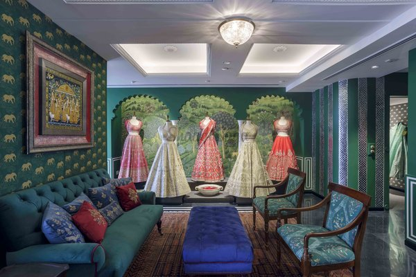 Bridal Designer Anita Dongre Launches Her First Flagship Store In Banjara Hills, Hyderabad!