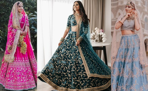 31 Dreamy Zardosi Lehengas We Are Swooning Over!