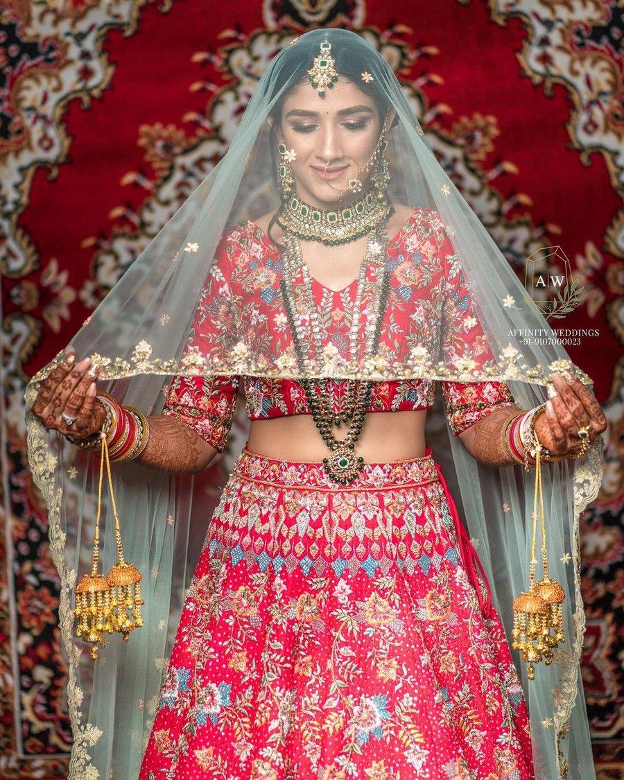 Sangeeta Phogat's Wedding Jewellery