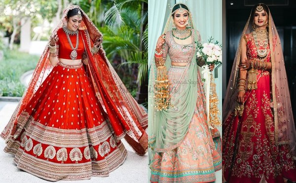 Brides Who Wore The Prettiest Designer Lehengas On Their Wedding Day