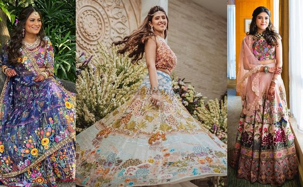 Real Brides Who Wore Rahul Mishra's Bridal Outfits & We Are Head-Over-Heels!