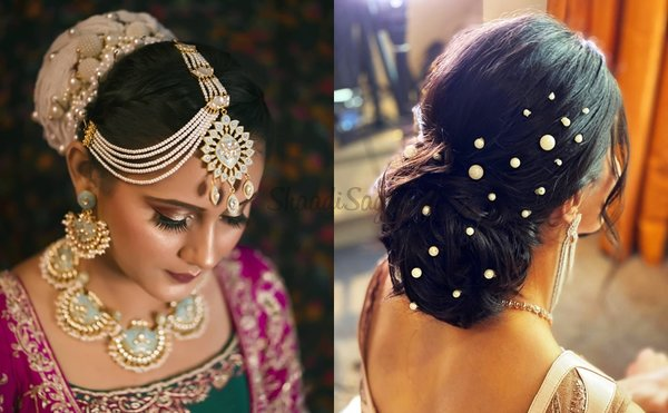 6 Ways To Include Pearls To Your Bridal Look