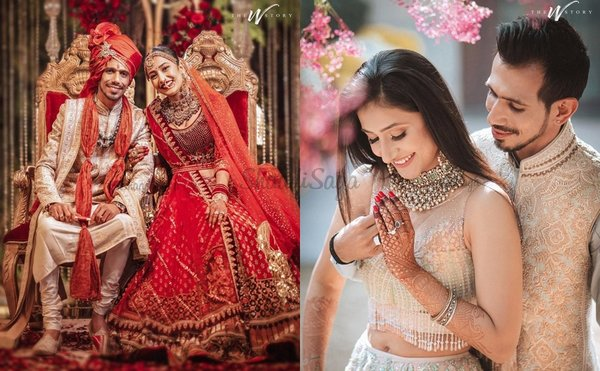 Cricketer Yuzvendra Chahal Tied The Knot With Dhanashree In An Intimate Ceremony In Gurugram