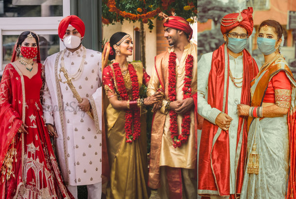 Weddings That Inspired Us In 2020!