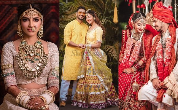Things That We LOVED From 2020 Celebrity Weddings