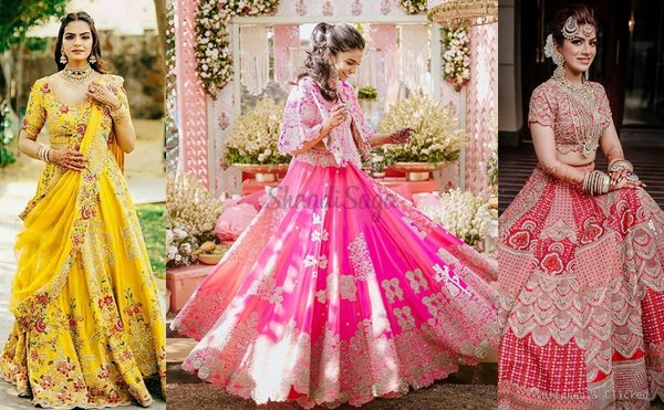 Real Brides Who Wore Anamika Khanna At Their Wedding & Stole Our Hearts!