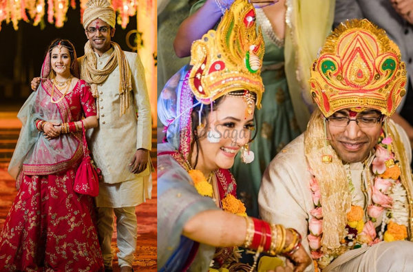Comedian Biswa Kalyan Rath Tied The Knot With Actress Sulagna Panigrahi In A Close-Knit Ceremony!