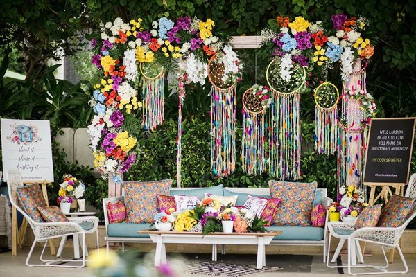 8 Mehndi Décor Themes That Will Blow Your Mind!