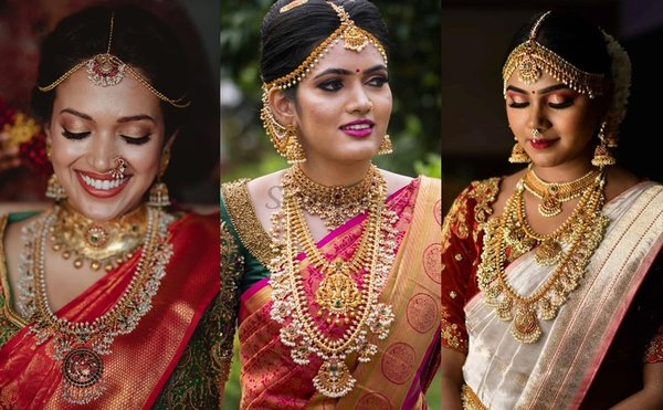 25+ Gutta Pusalu Designs We Spotted On South Indian Brides