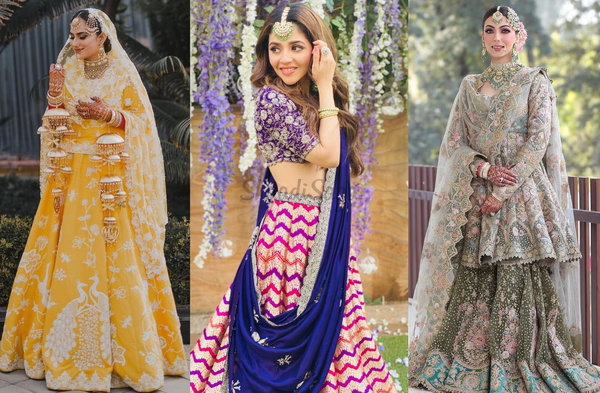 11 Bridal Fashion Trends That Will Definitely Rule 2021!