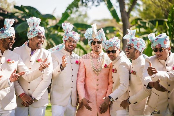 One For The Men- Groom Fashion Trends That Will Be Big In 2021!