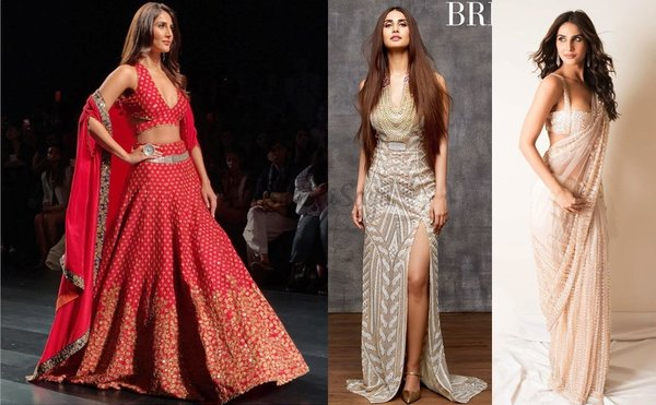 12 Times Vaani Kapoor Wowed Us With Her Bridal Outfits