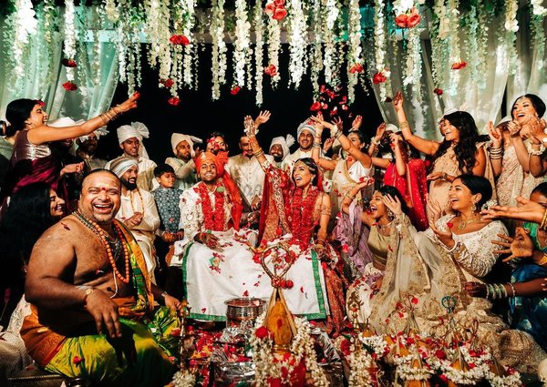 Up to 200 Guests Allowed For Indoor Weddings in Delhi; No Limit For Open Spaces