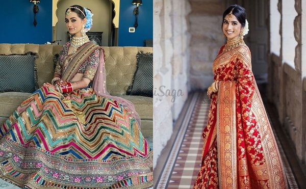What To Wear When: Wedding Lehenga vs Wedding Saree