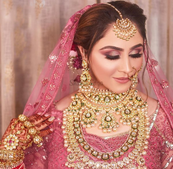 Makeup Artists Reveal: Bridal Makeup Trends That Will Rule 2021
