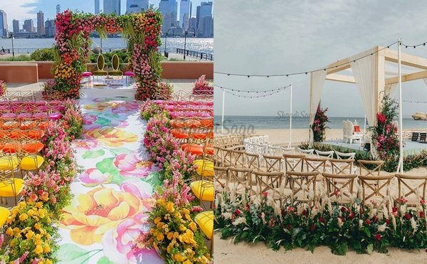 Wedding Planners & Decorators Reveal: Decor Trends That Will Take 2021 By A Storm!