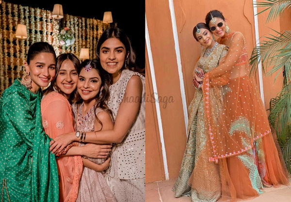#Trending: Alia Bhatt Wows As A Bridesmaid At Her BFFs Wedding!