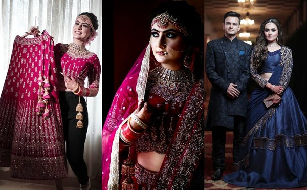 From Friends to Love Birds, This Couple Had a Grand Pune Wedding with 2 Receptions!