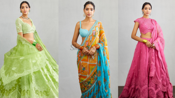 Lehengas To Sarees: Best Picks From Torani's Summer Collection With Prices