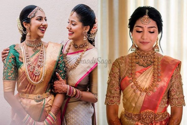 Managa Malai Designs We Are Crushing Over On South Indian Brides!