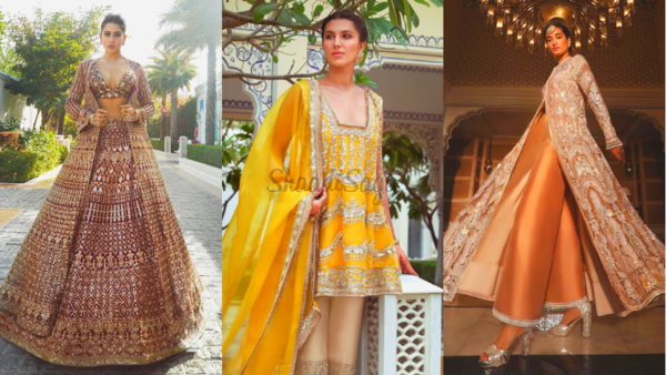 Manish Malhotra's 'Nooraniyat' Has An Outfit For Your Every Function!