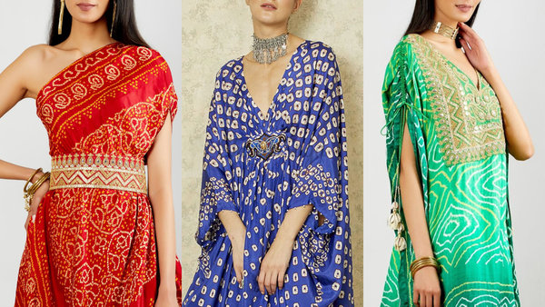 11+ Designer Kaftans Brides and Bridesmaids Will Instantly Fall For!