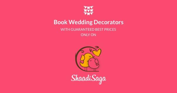 Wedding decorators best tent decorators for wedding shaadisaga junglespirit Gallery