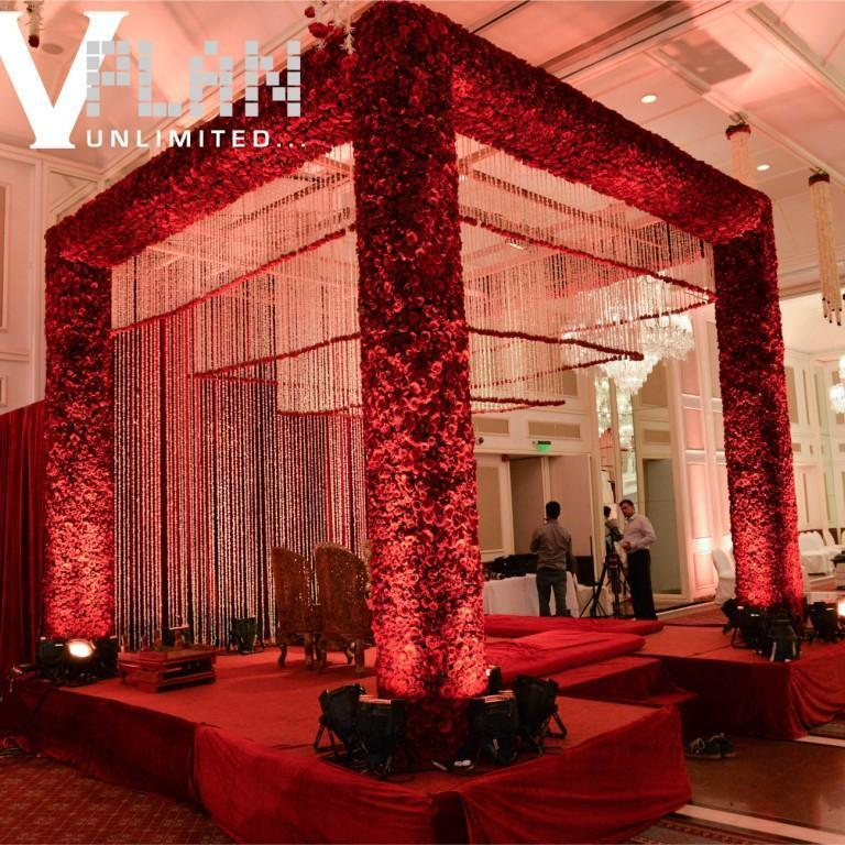 Anup decorator wedding decorators in mumbai shaadisaga vplan junglespirit